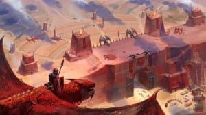 Vagrus - The Riven Realms